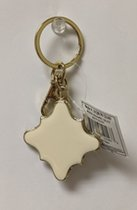 MSC Enamel Key Chain