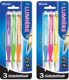 Bazic Lumiere Mechanical Pencil .7Mm 3/Pack