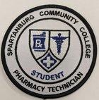 Pharmacy Tech Patch