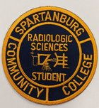 Radiologic Sciences Patch